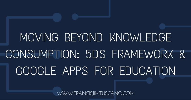 Moving Beyond Knowledge Consumption_ 5Ds Framework & GAfE